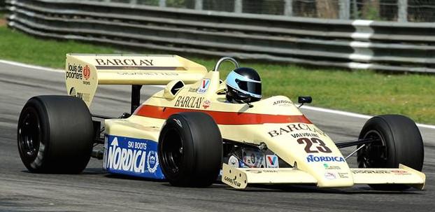 1983 ARROWS A6