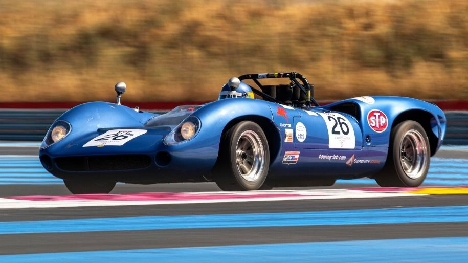lola t70 mk fo sale Ascott Collection 10