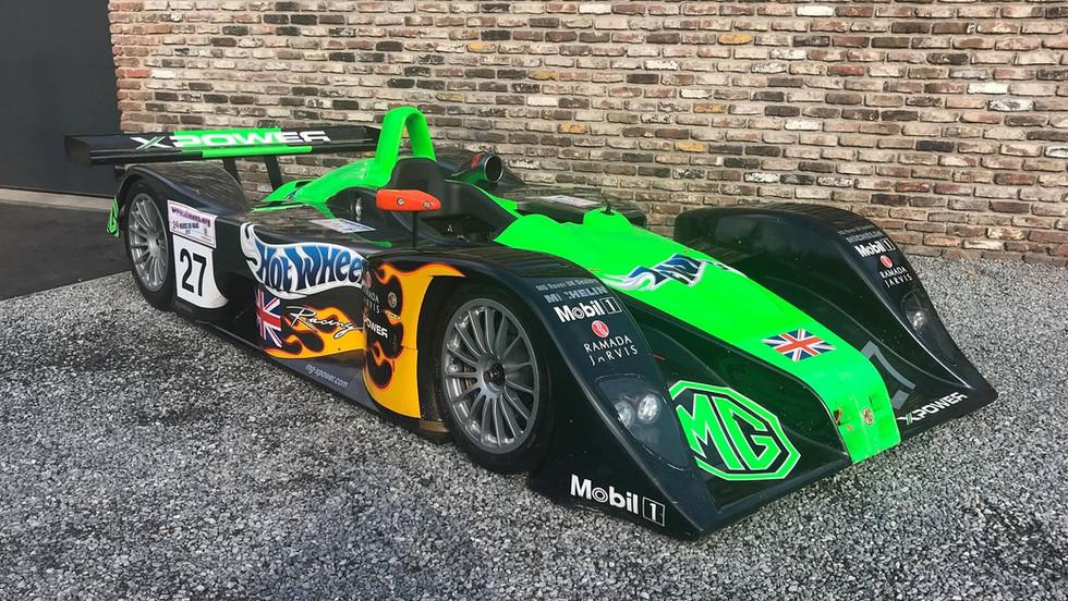 2002 MG LOLA EX257