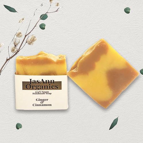 Ginger & Cinnamon Soap Bar