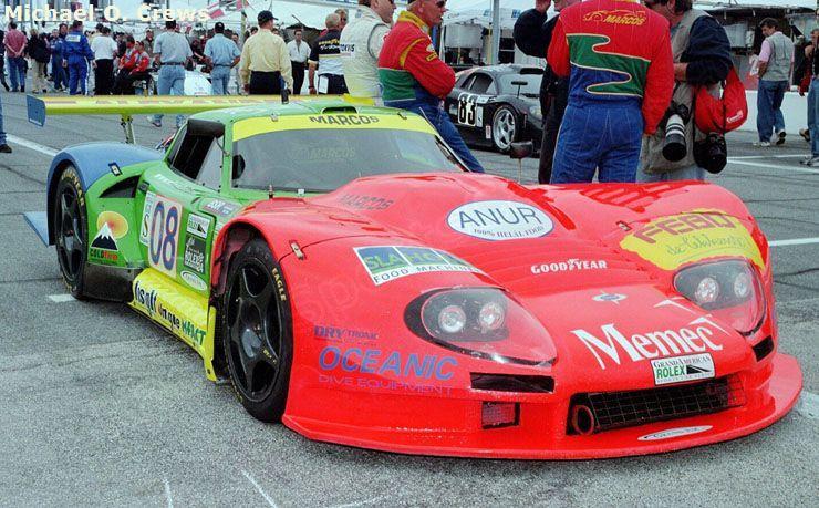 1999 MARCOS LM 600 EVO