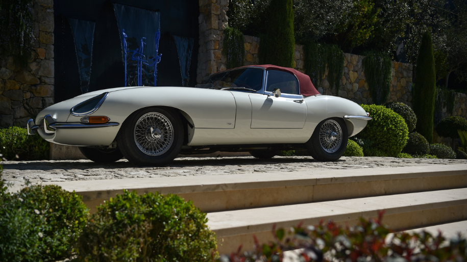 jaguar e type roadster 1961 for sale 108