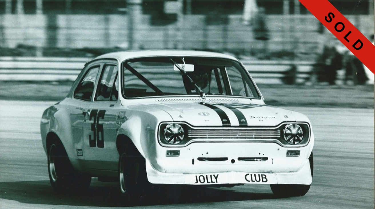 1972 Ford Escort Broadspeed