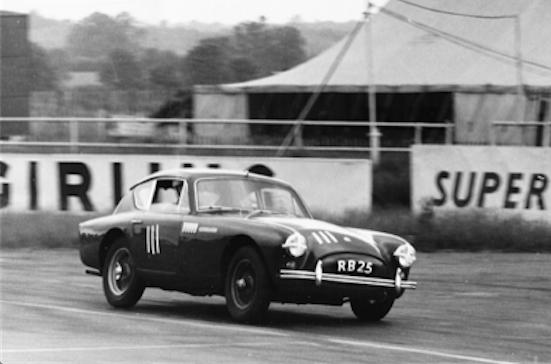 1957 AC ACECA 49 VMT
