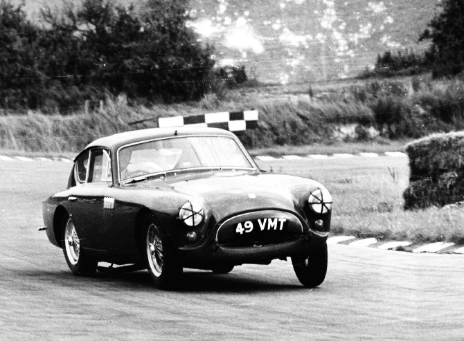 1957 AC ACECA BRISTOL 49VMT