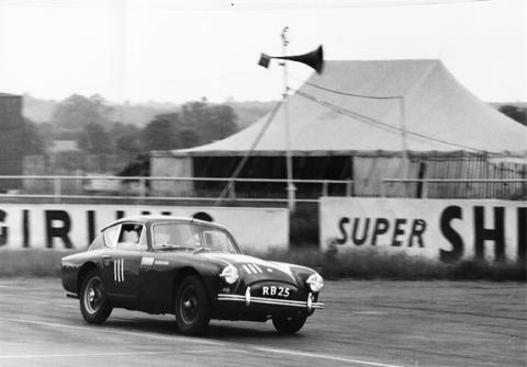 Silverstone 1958 R Brightman