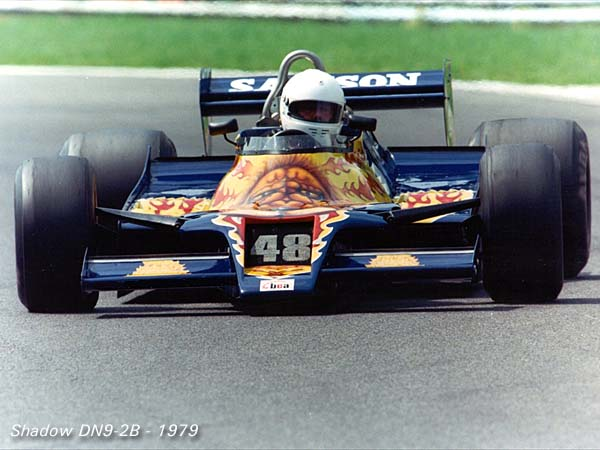 1979 Shadow DN9 for sale