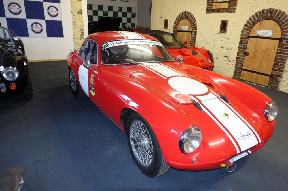 Lotus Elite for sale Ascott  5.JPG