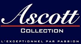 logo ascott blue l'exceptionnel par passion