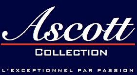 logo ascott blue l'exceptionnel par passi