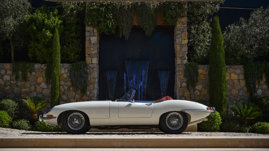 jaguar e type roadster 1961 for sale 116