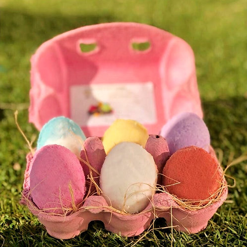 Easter Bomb Eggs (Pink)