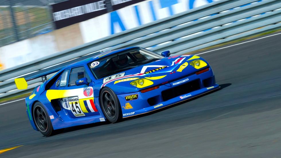 1995 VENTURI 600 LM GT1 ART CAR