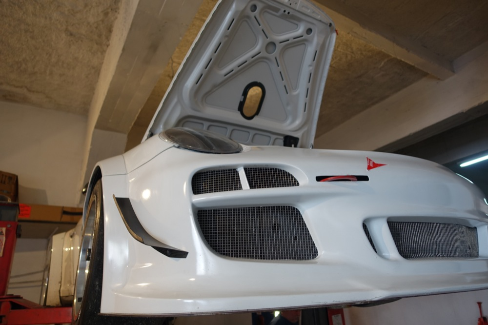 PORSCHE GT3R 57