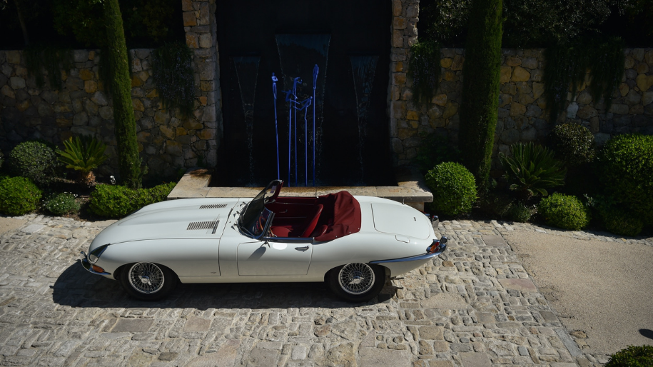 jaguar e type roadster 1961 for sale 112