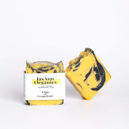 Lime and Grapefruit Soap Bar