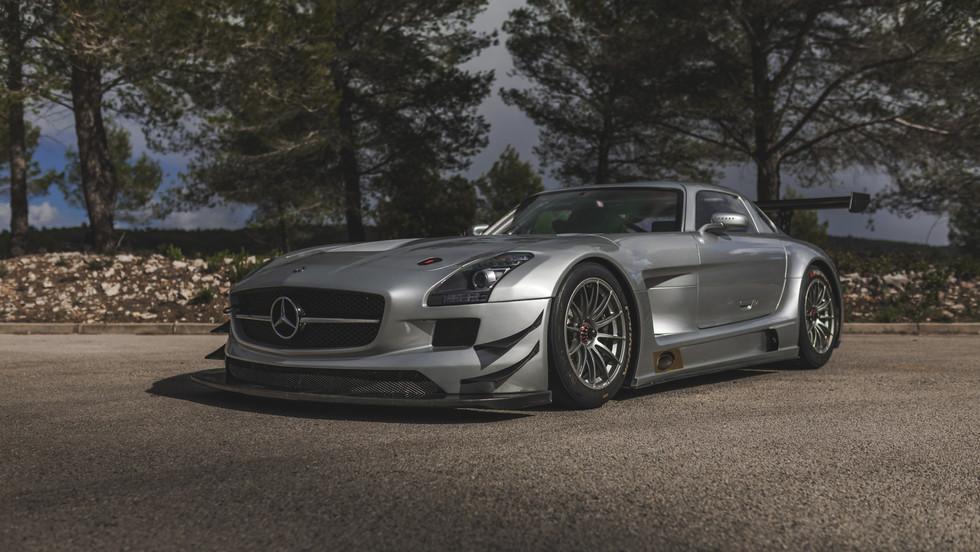 2013 MERCEDES SLS AMG GT3