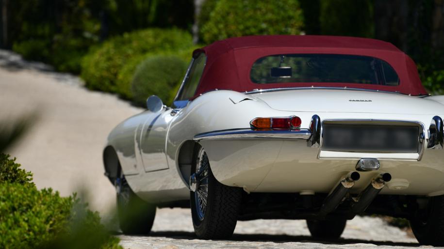 jaguar e type roadster 1961 for sale 42.