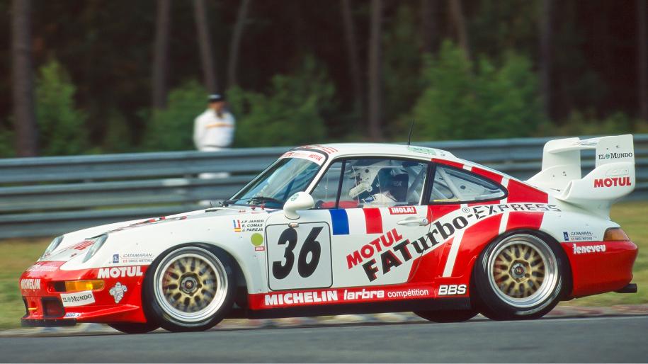 1995 PORSCHE 993 GT2 EVO