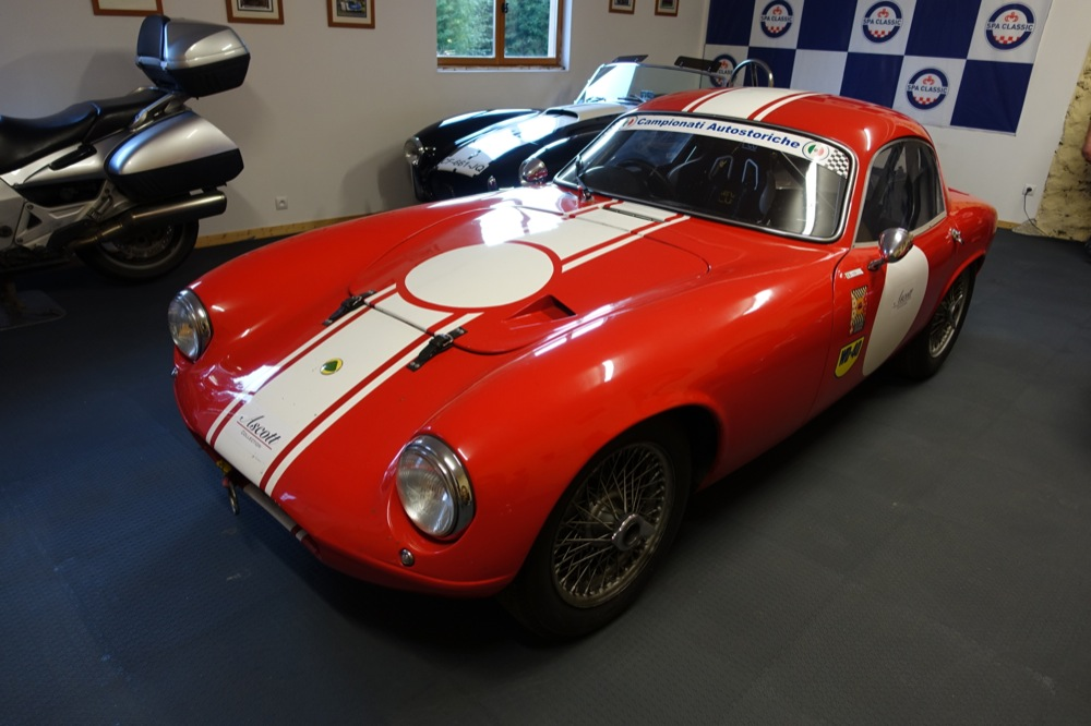 Lotus Elite for sale Ascott  2.JPG