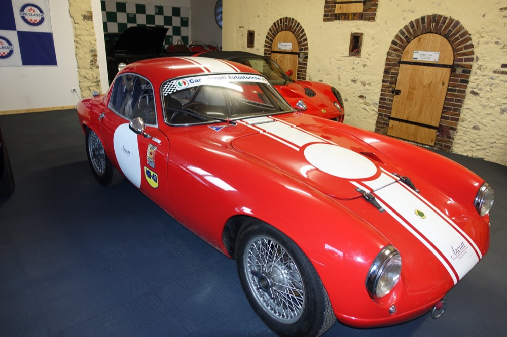 Lotus Elite for sale Ascott  6.JPG