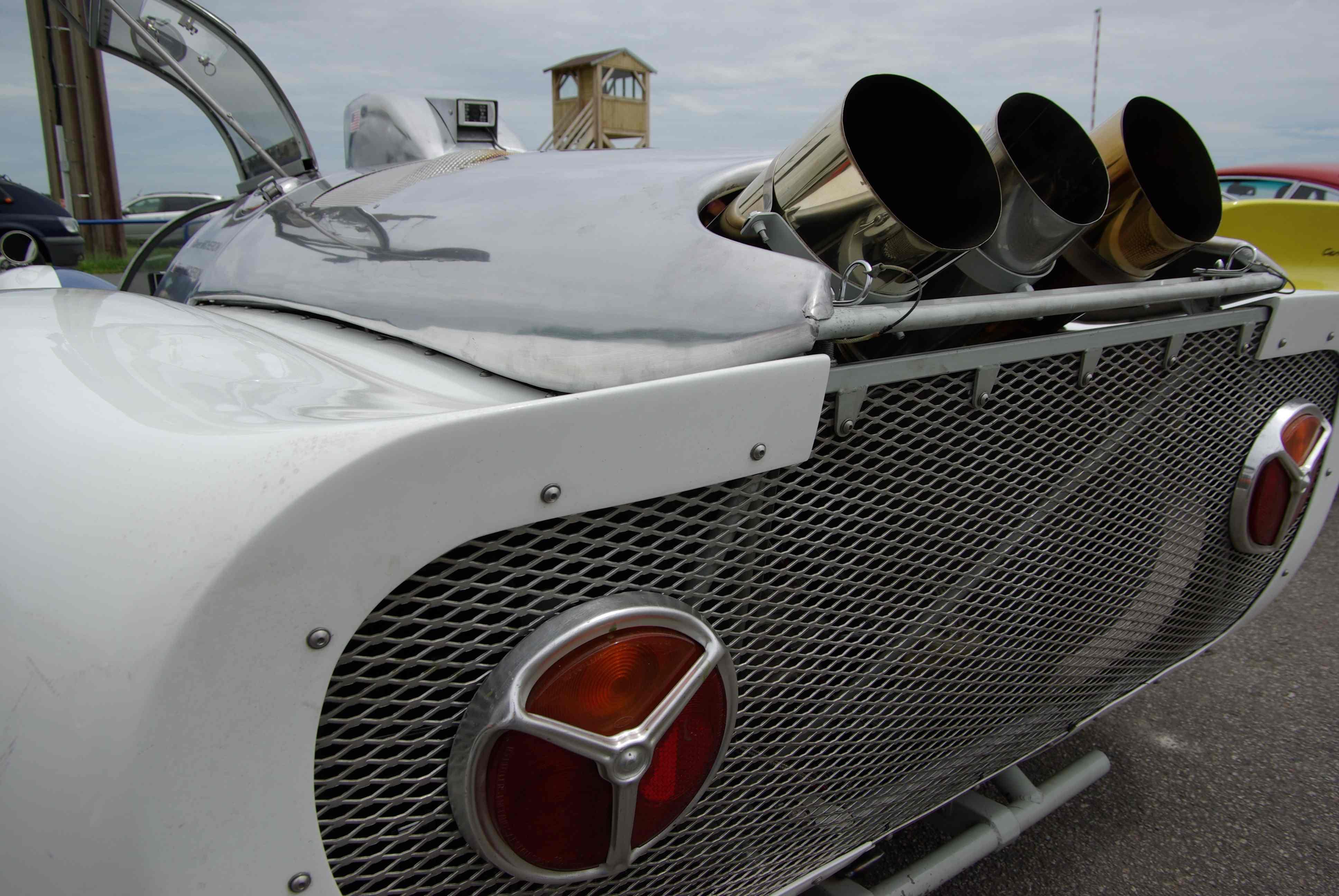 HOWMET TX 1968 exhausts