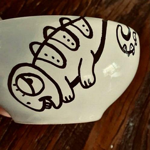 Bowl Camaleão