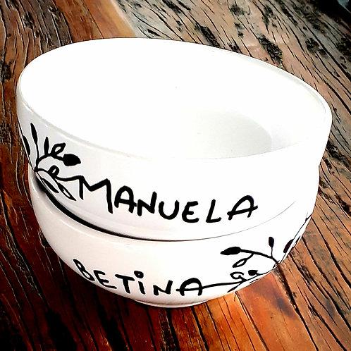 Bowl da Betina e da Manuela 🖤