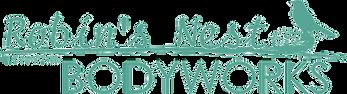 Robin's Nest Bodyworks logo