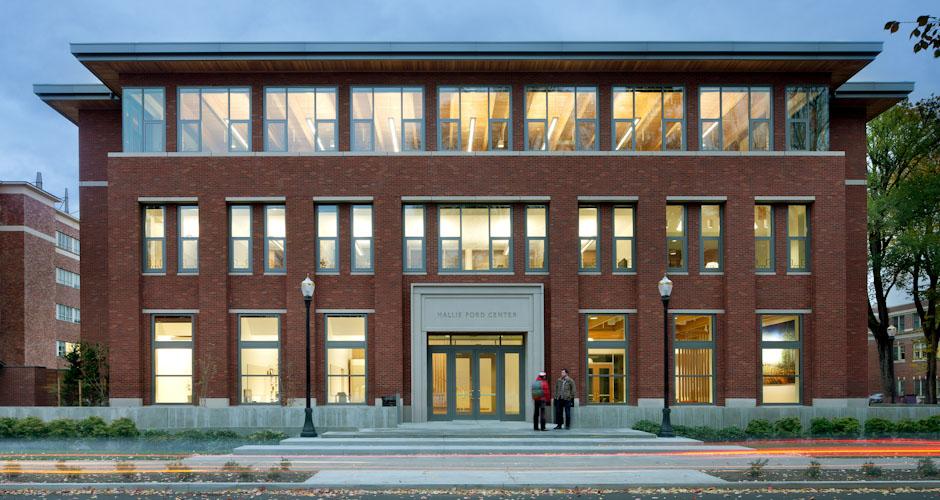 OSU Hallie Ford Center