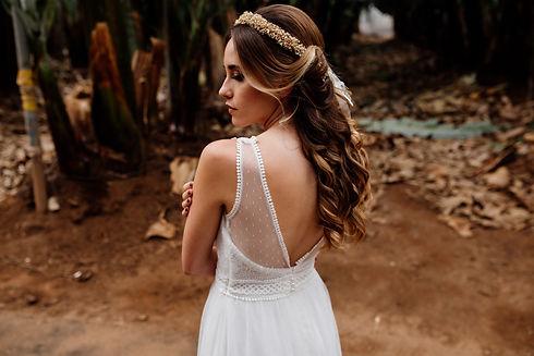 wedding makeup tenerife, wedding dress t