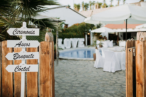 finca weddings in tenerife, licandro wed