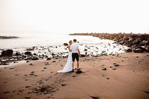 beach wedding in tenerife, licandro weddings, tenerife wedding planner