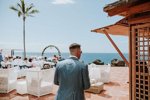 bodas en las rocas jardin tropical, tene