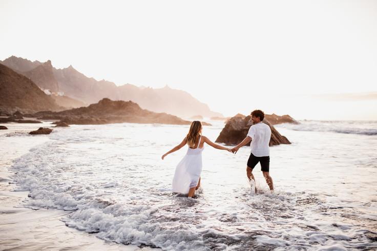Licandro Weddings, elopement in Tenerife