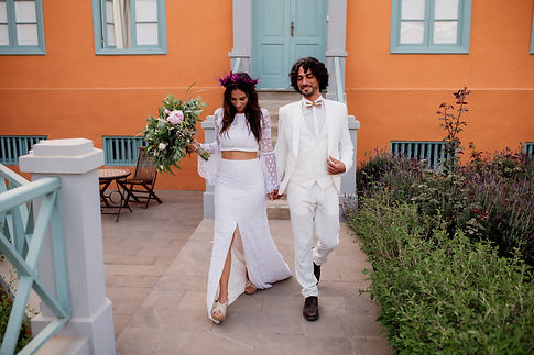 Boho Wedding in Tenerife, destination wedding in tenerife by Licandro Weddings