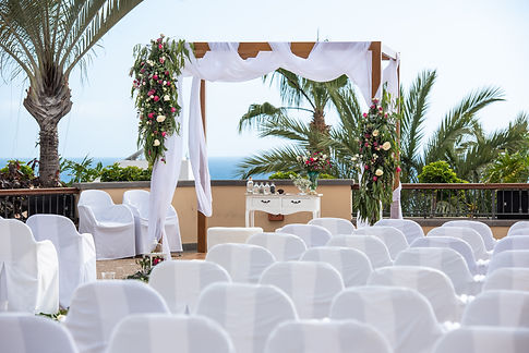licandro weddings, wedding in five star