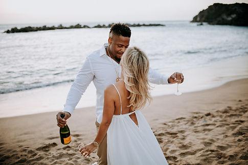Licandro weddings, surprise proposals in tenerife