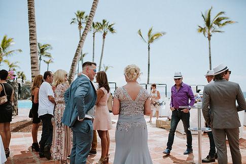 weddings in jardin tropical las rocas be