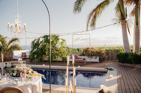 licandro weddings, destination weddings in the canary islands, villa weddings in tenerife
