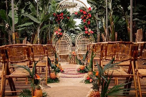 Licandro Weddings, bodas en finxca punta del lomo, wedding planner tenerife