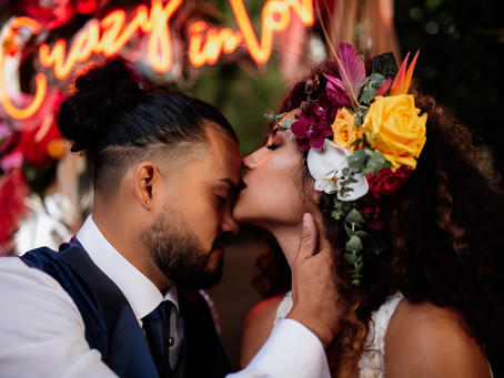How to create a fun festival themed Tenerife wedding with a Mexican party vibe!
