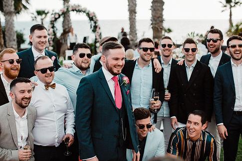 weddings in sheraton hotel tenerife, gro