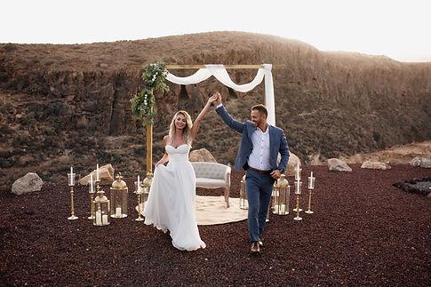 Elopement Tenerife-Licandro Weddings- Tenerife wedding planners