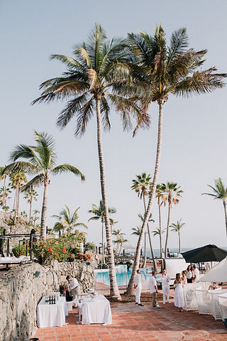 licandro weddings, las rocas beach club