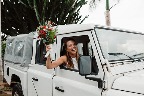 wedding transport tenerife, wedding plan