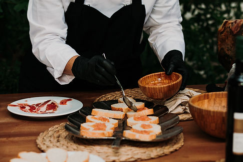 wedding catering tenerife, gomeralia ten