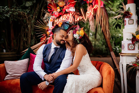 wedding planners in Tenerife, Licandro W