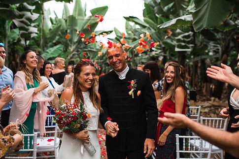 Weddings in punta del lomo