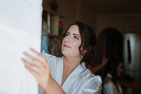 Licandro Weddings, wedding hair and make